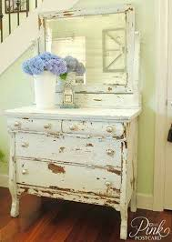 Pink Shabby Chic Dresser by 54 Best Peach Coral And Pink Decor Images On Pinterest Painted