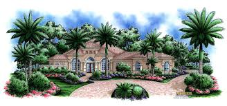 colonnade house plan weber design group naples fl