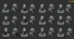 helmet design game killzoneshadowfall mask designs andrejs skuja additions 01 jpg 1788