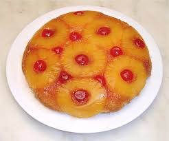 skillet pineapple upside down cake confectionaries pinterest