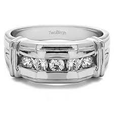 silver mens wedding bands sterling silver men s wedding bands groom wedding rings shop