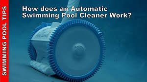 HOW DOES an Automatic Swimming Pool Cleaner work