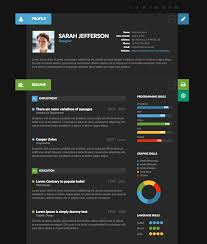 9 creative resume design tips with template examples tutorials