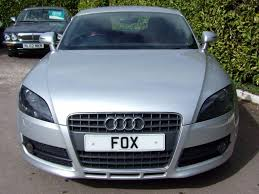 used 2007 audi tt 2 0 tfsi 3d 200 bhp for sale in staffordshire