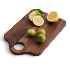 cutting board plate japan style walnut kitchen chopping board bread fruit cutting