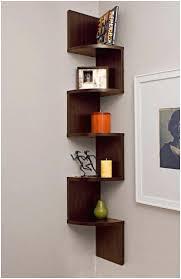 corner shelf designs for bedroom pipe diy floating tv ladder