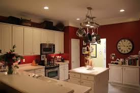 Kitchen Island Pot Rack Lighting Kitchen Pics