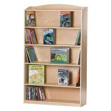 Single Shelf Bookcase Kidkraft Dollhouse Cottage Bookcase 14604 Hayneedle