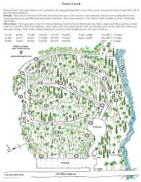 Wasilla Alaska Map by Peters Creek Disc Golf Course Professional Disc Golf Association