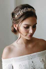 bridal crowns rosebury beaded wedding crown tania maras bespoke