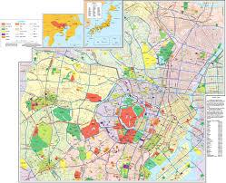 Tokyo Metro Map by Tokyo Subway Map Metro U2022 Mapsof Net