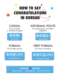 wedding wishes in korean how to say congratulations in korean learn basic korean