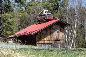 Cupolas For Barns Forget The Treehouse U2014 Put This Vw Bus Cupola On Your Barn