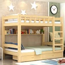 Pine Bunk Bed Usd 389 21 Solid Wood Children Bed Pine Bunk Beds Bunk Bed