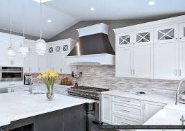 kitchen backsplash modern amazing grey and white kitchen backsplash white modern
