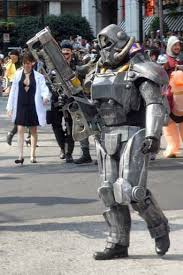 Fallout 3 Halloween Costume Fallout 45d Brotherhood Steel Power Armor