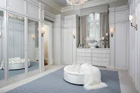 Mirror Doors For Closet Irresistible Closet Designs With Mirror Doors