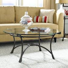 Round Coffee Table With Shelf Glass And Metal Coffee Table U2013 Medicaldigest Co