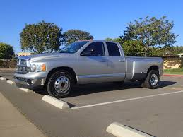 truck for sale 2004 5 dodge ram 3500 dually diesel larimine very