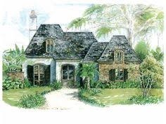French Country House Plan Plan 48033fm Petite French Cottage French Country House Plans