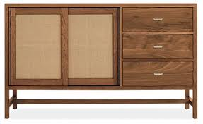 room and board zen media cabinet berkeley modern cabinets cabinets armoires modern dining room