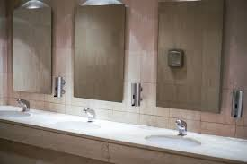 Bathroom Frameless Mirrors Shop Frame Less Mirrors For Bathrooms U0026 More Meek Mirrors
