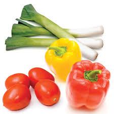 comment cuisiner un poireau la congélation des poivrons poireaux et tomates trucs et conseils