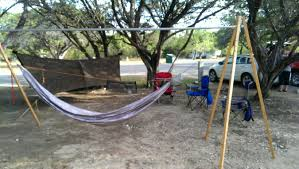 Hammock Hangers Garner State Park Texas Family Car Camping