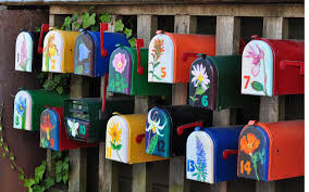 cool mailboxes for sale with beautiful cool painted mailboxes with