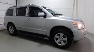 2005 nissan armada engine for sale used one owner 2005 nissan armada se frankfort il silver auto