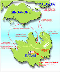 map batam batam map and images of batam map citiviu