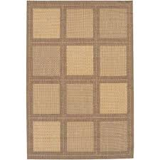 Couristan Outdoor Rugs Couristan Solid Gradient Outdoor Rugs Rugs The Home Depot