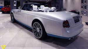 rolls royce drophead interior final rolls royce phantom drophead coupe opens up one last time