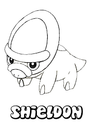 shieldon coloring pages hellokids com