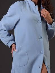 robe de chambre en courtelle femme regence hiver robe de chambre peignoir mauve