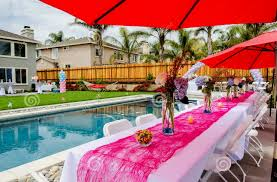 Party Decorating Ideas by Outdoor Pool Party Decorating Ideas Decorating Of Party