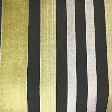 Home Decor Richmond by Richmond Striped Cut Velvet Upholstery Fabric By The Yard 12 Colors