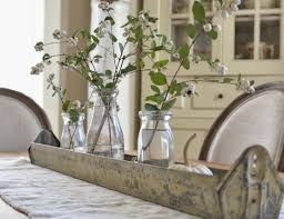 dining room christmas centerpiece ideas for round table