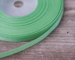 mint green ribbon mint green ribbon etsy studio