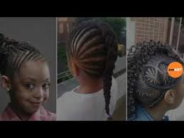 little cornrow hairstyles longwearing cornrow hairstyles