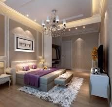 Bedroom Light - 3d rendering neoclassical bedroom lighting for beautiful bedroom