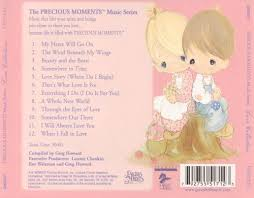 precious moments love collection vol 1 artists