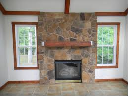 stone veneer corner fireplace stunning architecture ideas