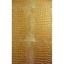 Monarch Specialties I 4638 Gold Frame 3 Panel Lantern Amazon Com Oriental Furniture 6 Ft Faux Leather Gold Crocodile