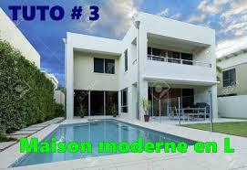 Maison Modern Minecraft by Minecraft Tuto 3 Construction Maison Moderne Taille Moyenne Youtube