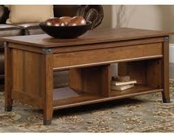 Carson Coffee Table Sauder Carson Forge Lift Top Coffee Table Home Living Reviews