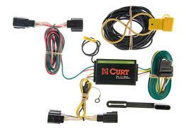 dodge grand caravan 2011 2017 wiring kit harness curt mfg 56150