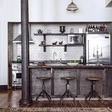 cuisines industrielles 10 inspirations pour une cuisine industrielle cuisines
