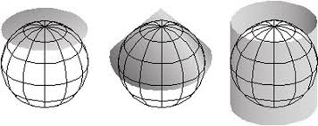 what is a map projection 2 3 what are map projections geog 160 mapping our changing