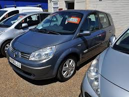 renault scenic 2002 specifications used renault scenic cars for sale motors co uk